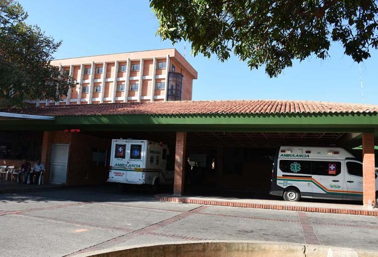Es el hospital de mayor nivel en la Capital del Cesar