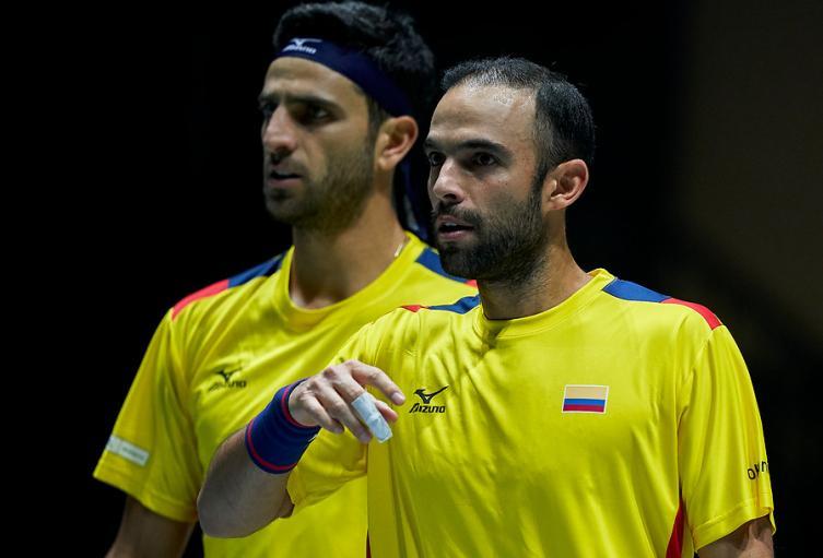 Robert Farah, Juan Sebastián Cabal, Copa Davis