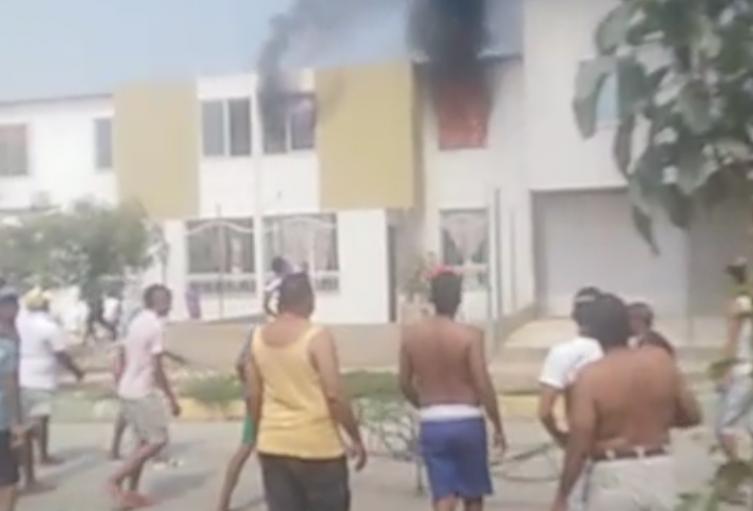 Un ventilador recalentado originó el incendio