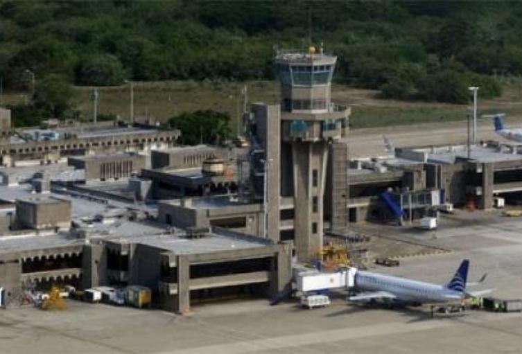 Terminal aérea de Barranquilla
