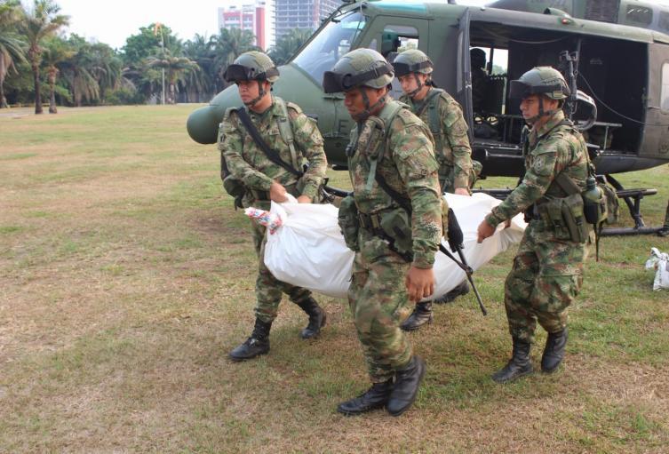 El enfrentamiento se registró en zona rural del municipio de San Pablo.