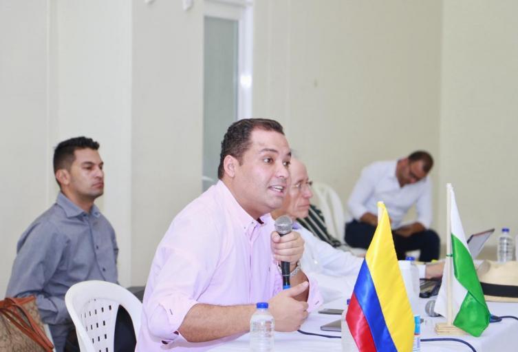 Gobernador de La Guajira, Nemesio Roys Garzón