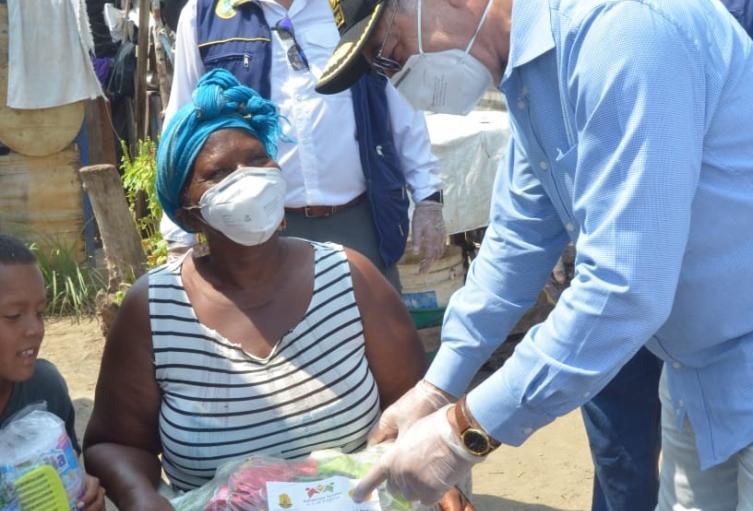 Ayudas humanitarias