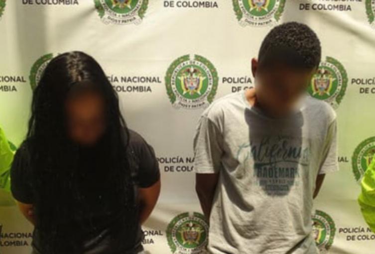 Los detenidos tenía 29 anotaciones por este delito.