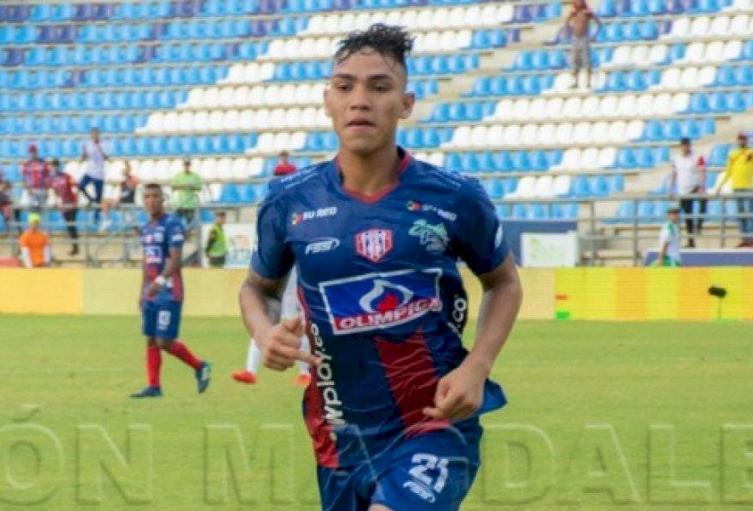 Ricardo Marquez, Union Magdalena, separado temporalmente