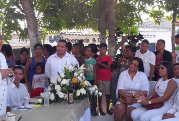 Obispo, Santa Marta, Covid - 19