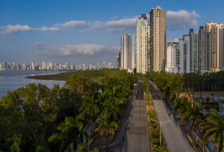Cuarentena en Panamá