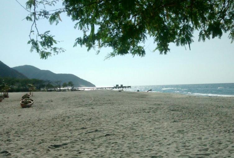 Guardacostas, Playa los Cocos
