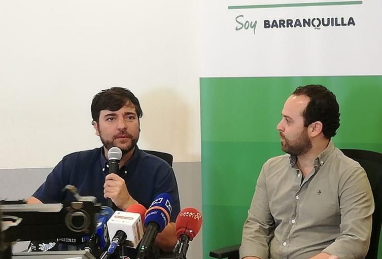 El alcalde de Barranquilla entregó detalles de la asamblea del BID.