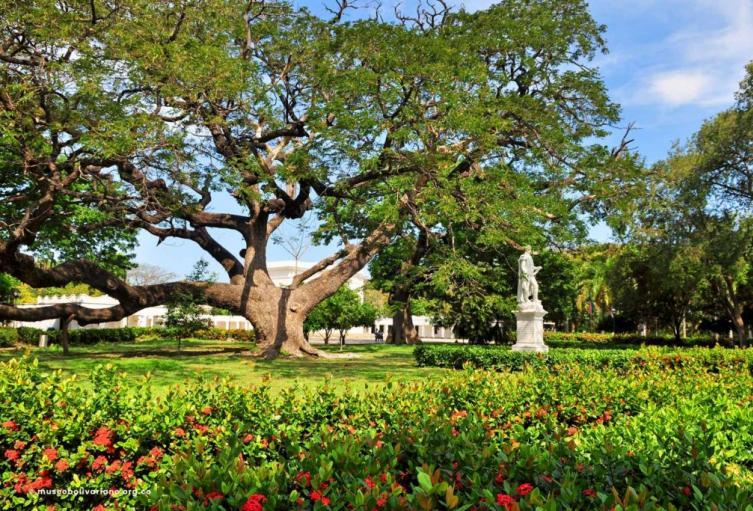 El cierre total de la Quinta de San Pedro Alejandrino, se realiza para atender a las determinaciones gubernamentales