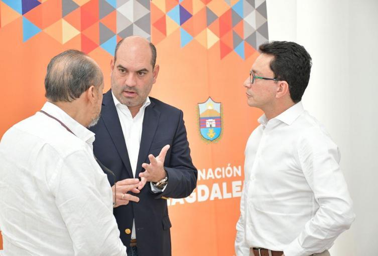 Gobernador del Magdalena busca activar la ruta navegable sobre el río Magdalena, desde el turismo sectores económicos