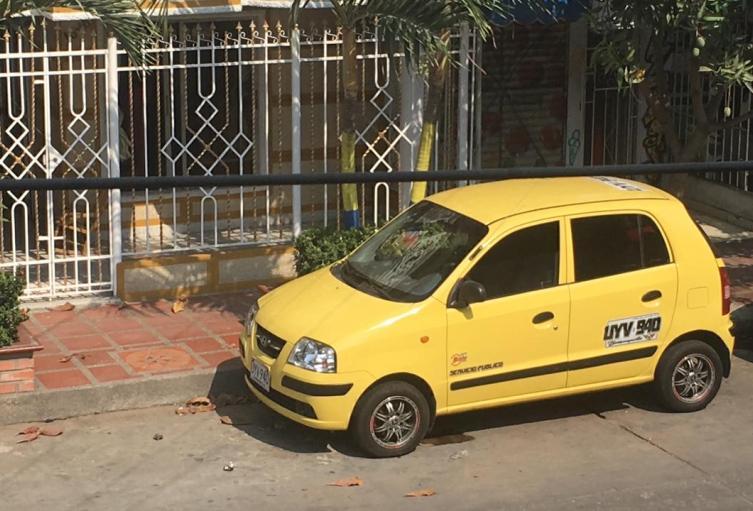 Sindicato de Choferes de Taxi (Sinchotaxi)
