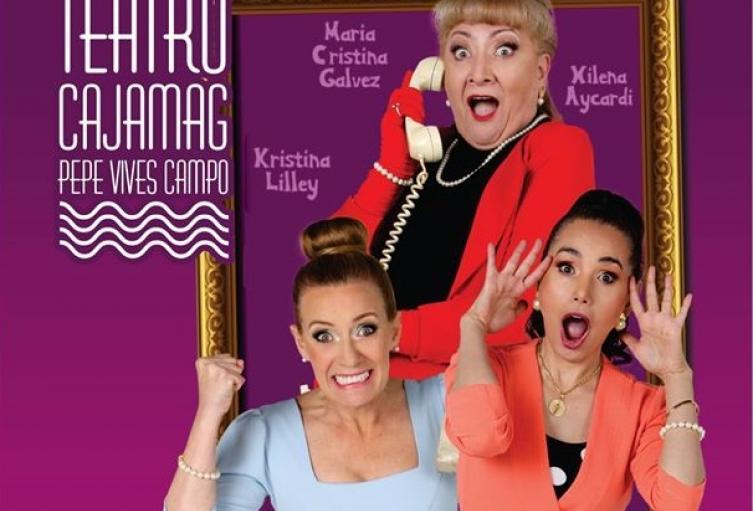 El teatro Cajamag 'Pepe Vives Campos', extiende una invitación para que todos los afiliados y público en general disfruten de espectaculares funciones.