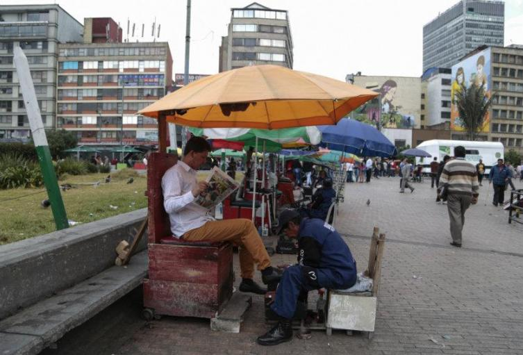 Auxilio económico para vendedores en Colombia