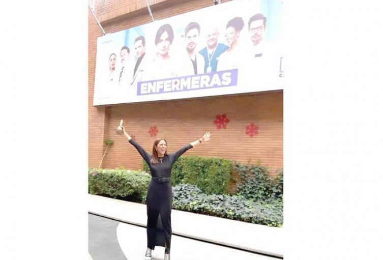 """Viña Machado se alza con el Premio India Catalina por su participación en """"Enfermeras"""""""