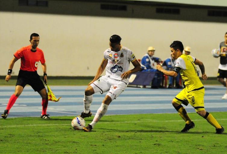 Deportes Tolima ante Alianza
