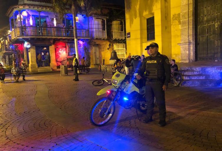 La prohibición cobija además de la venta de licor, el expendió de drogas en todos espacios públicos de Getsemaní.