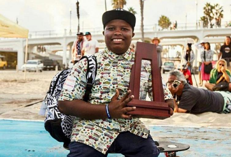 en el 2018 que logró la hazaña de coronarse campeón mundial, con tan solo 13 años de edad