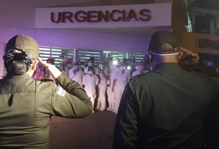 En los 34 municipios del Departamento de Bolívar se realizaron actividades de reconocimiento