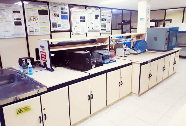 Entrò en acciòn el Laboratorio de Investigaciones Biomedicas de la Universidad de Sucre,con el anàlisis de las primeras muestras del COVID-19