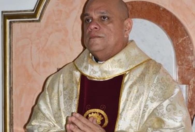 Padre José Alfredo Ordoñez
