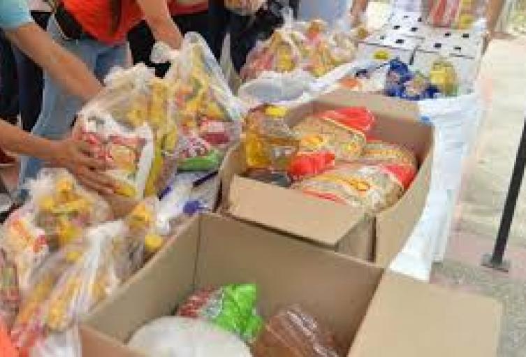 se espera contar con la solidaridad de los Cesarences para entregar alimentos