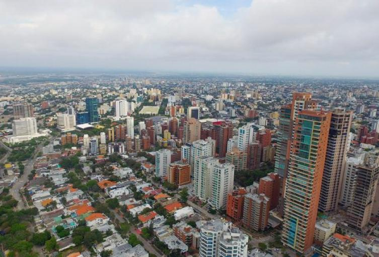 Barranquilla Ayudas