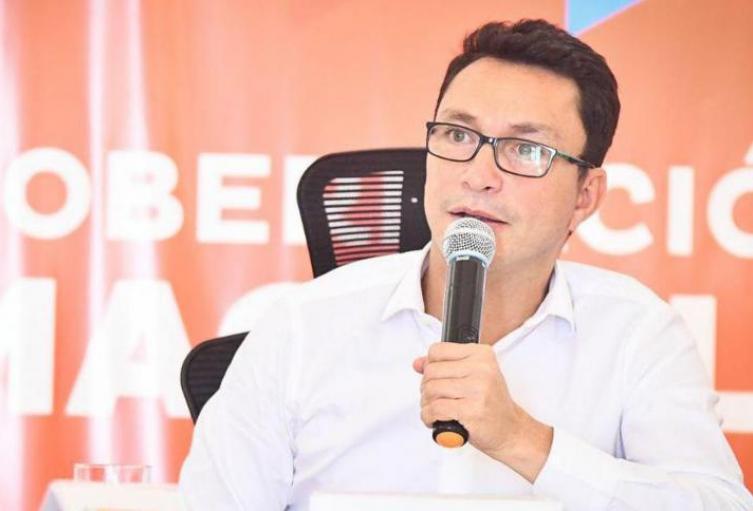Gobernación, Carlos Caicedo, líder social, Santa Marta,Magdalena