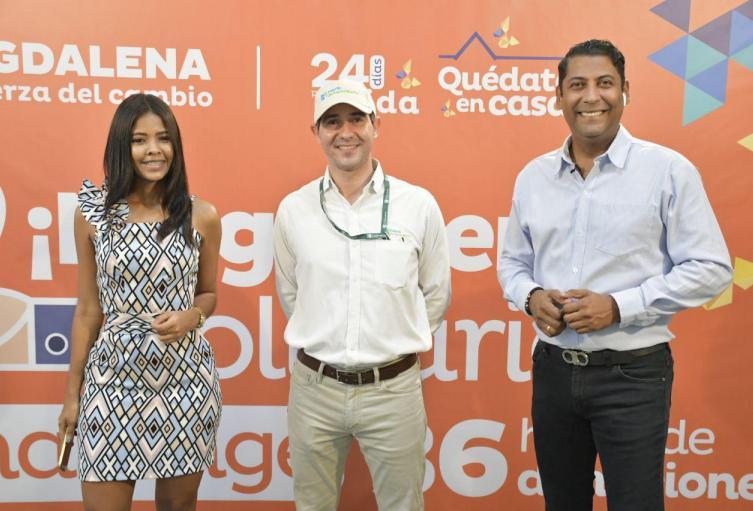 Sociedad Portuaria donó 325 millones de pesos para ayudar a la población en el Magdalena