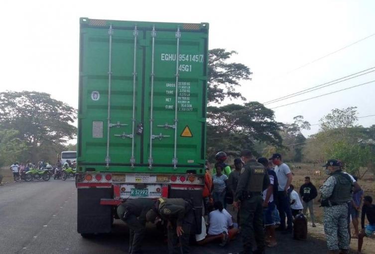 Un motociclista muerto y otra persona herida,es el resultado de un accidente de transito en carreteras del Departamento de Sucre.