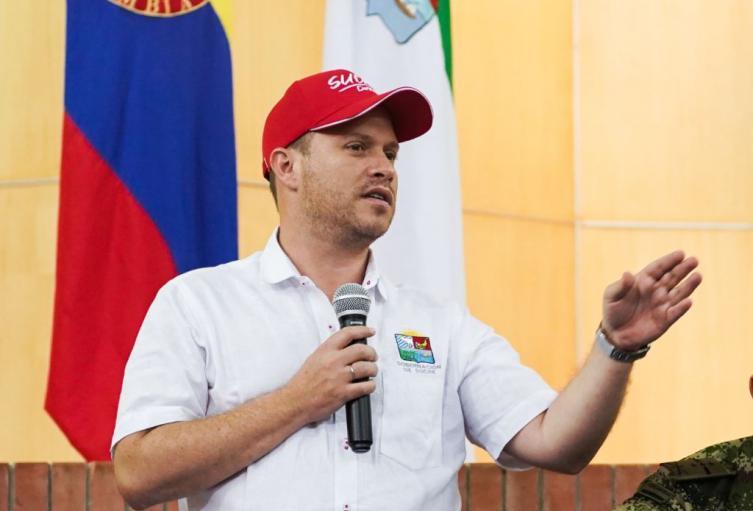 Gobernador de Sucre,Hector Olimpo Espinoza: Ùnico caso de COVID 19 èsta recuperado