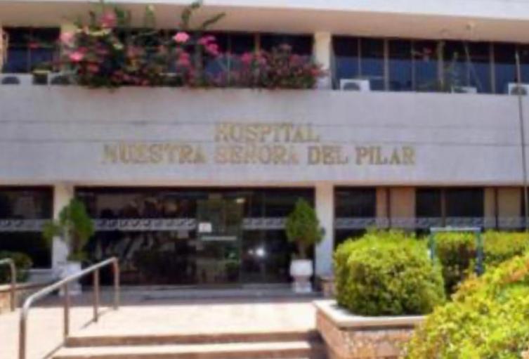 Inicialmente el niño fue atendido en este centro médico