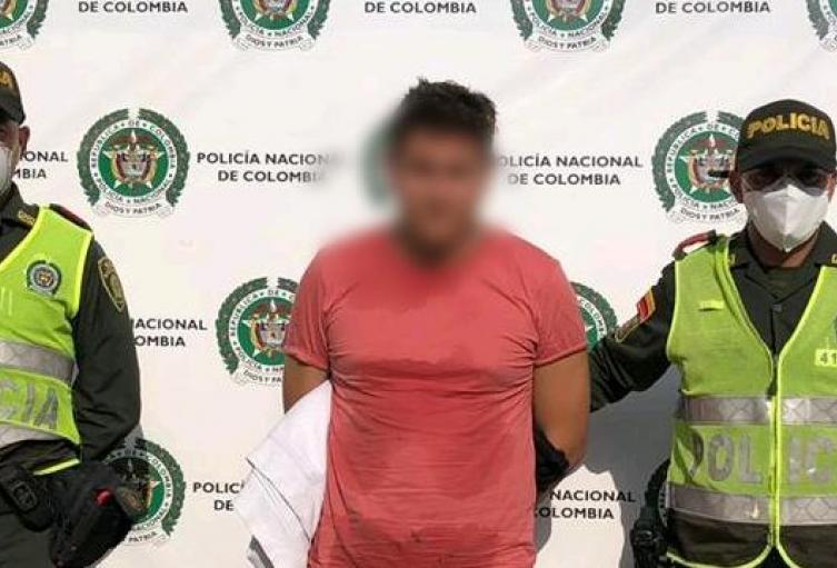 Policía, Capturado, Santa Marta, Magdalena