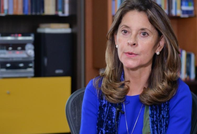 Vicepresidenta de Colombia