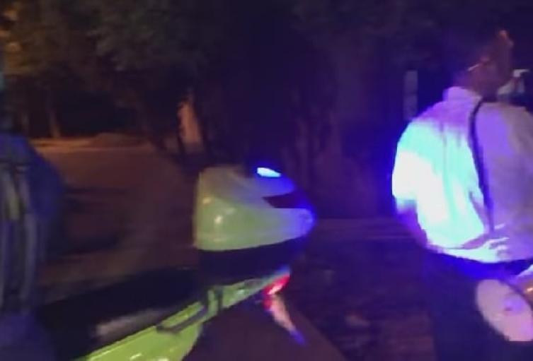 """""""No tenemos que estar detrás de la gente y que salgan a correr cuando vean a la Policía"""", advirtió el mandatario local."""