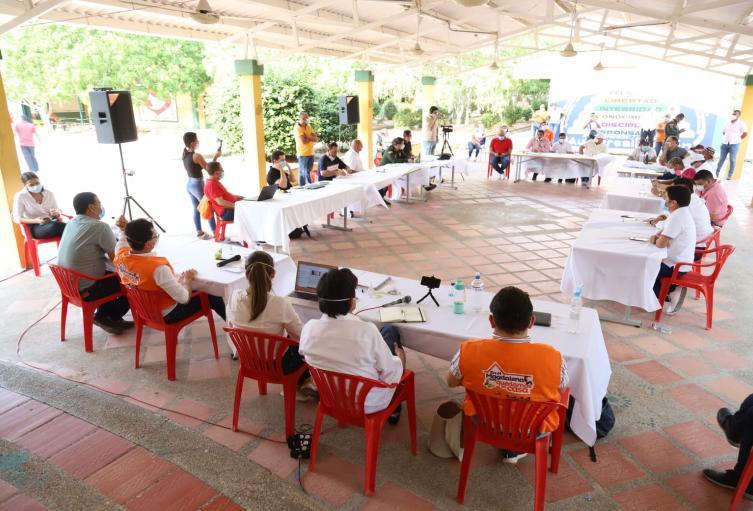 Gobernador Carlos Caicedo, Magdalena, Alcaldías municipales