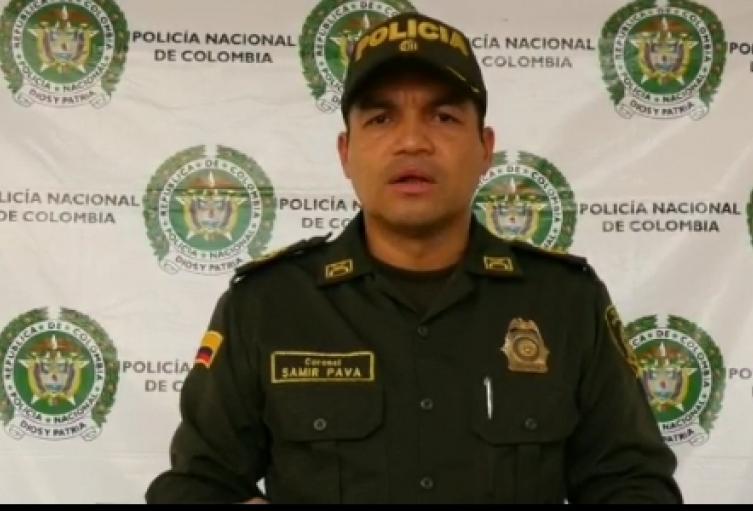 Policía Magdalena, saqueos Fundación, mercados, cuarentena