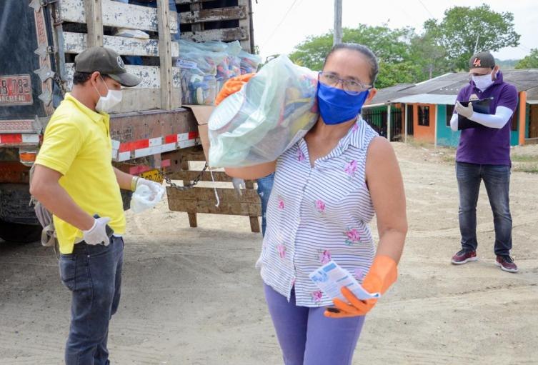 Contraloria General de la Repùblica asume investigacion por posibles sobrecostos en contataciòn de ayudas alimentarias