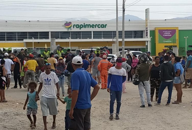La Comunidad de Santana asegura que quedaron en la espera de la entrega de las ayudas del distrito