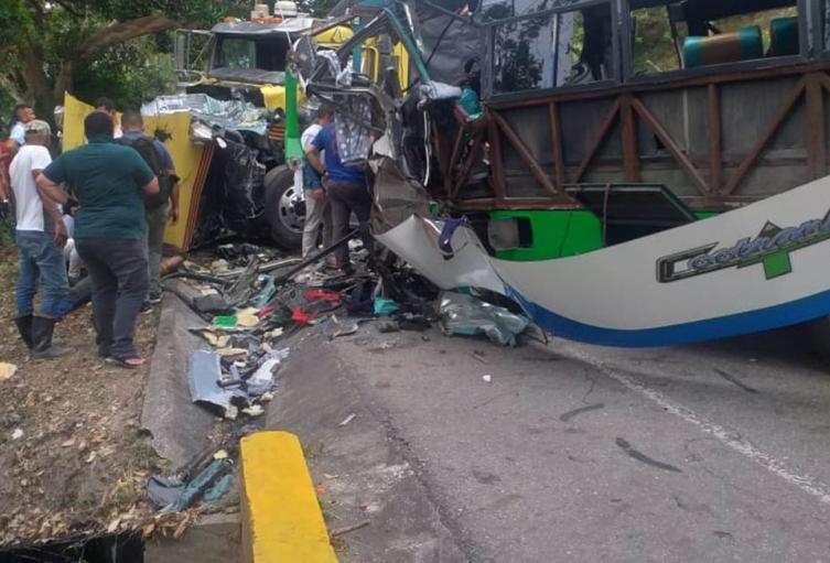 Accidente, Transito, Troncal del Caribe, Santa Marta, Magdalena