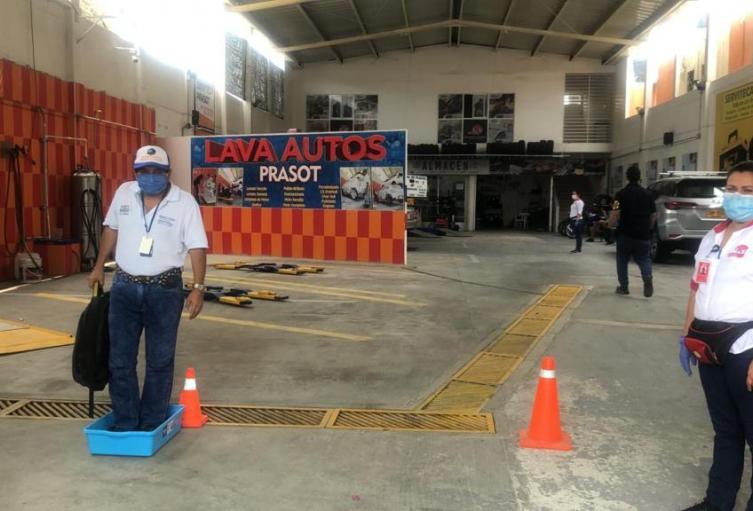 Distrito de Santa Marta, amplia medidas hasta el 31 de agosto, para prevenir la propagación del COVID19