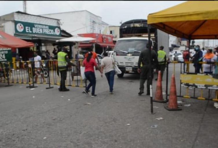Procurador Carrillo manifestó preocupación por la crisis del Covid19 en Cartagena