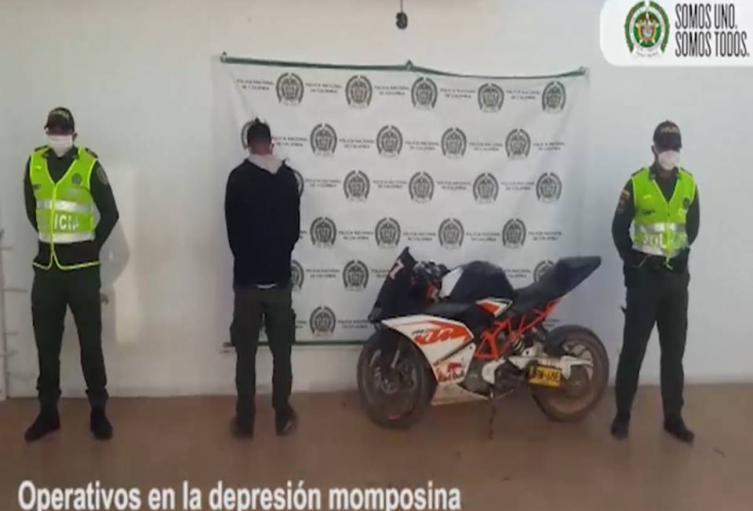 El proceso se dio en los municipios de Mompox y Talaigua Nuevo