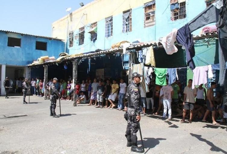 Foto referencial de la cárcel El Bosque de Barranquilla.