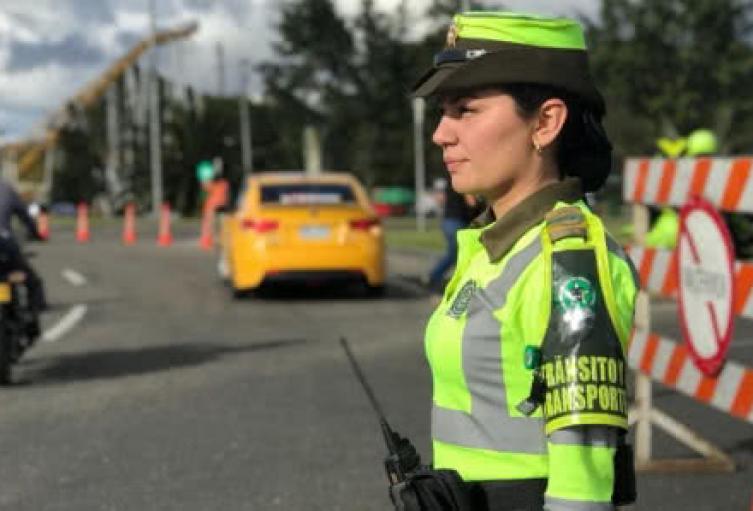 Se movilizaron más de 2 millones y medio de automotores, reduciendo en un 7% el número de fallecidos en accidentes de tránsito