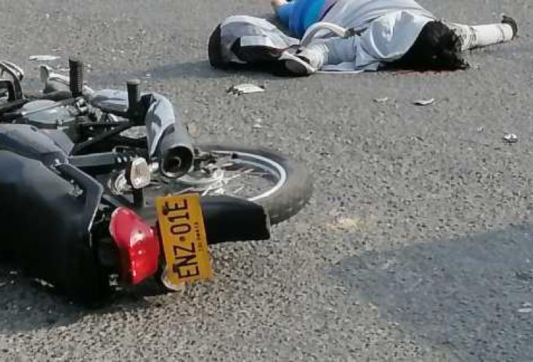 El accidente ocurrió en la zona Industrial de Mamonal en Cartagena