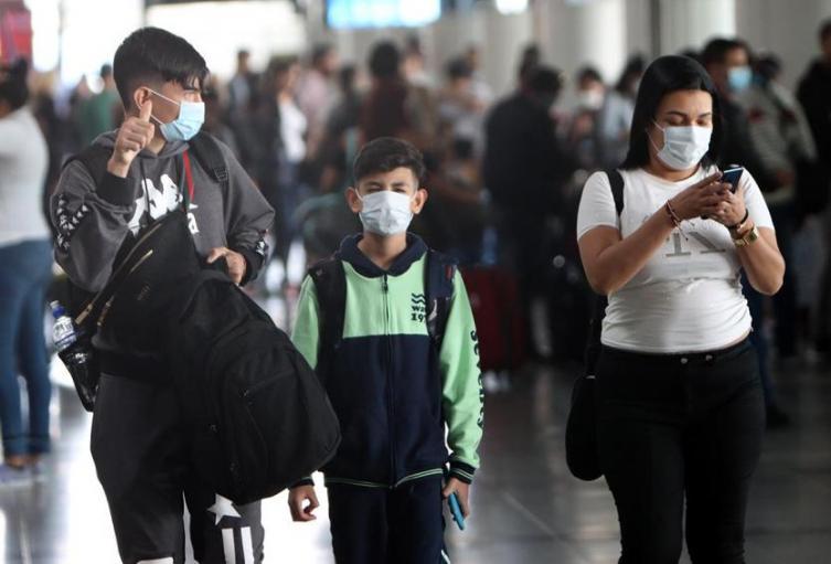 Las autoridades hicieron un llamado a la comunidad para prevenir el contagio.