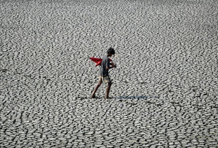 India / ola de calor