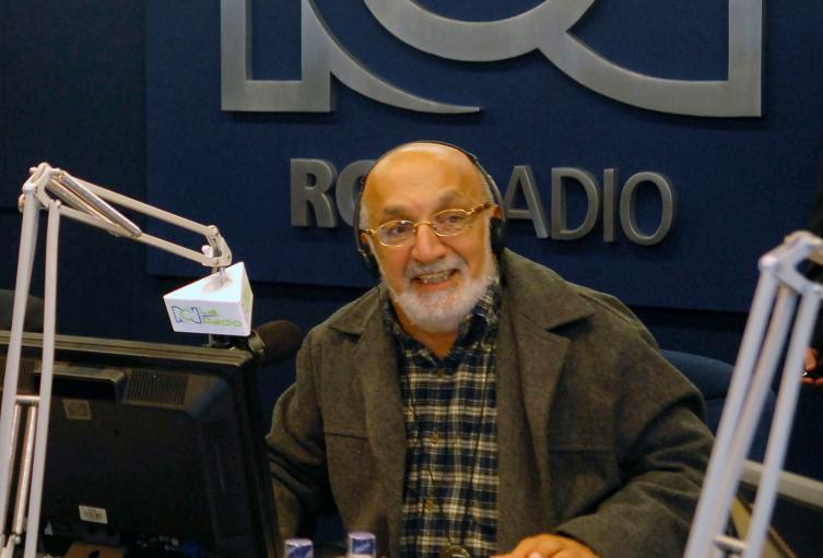 Juan Gossaín, reconocido periodista