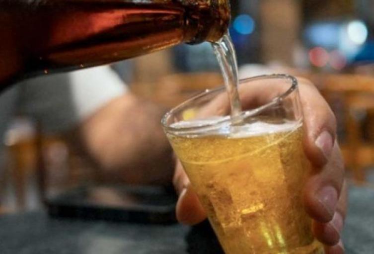 Se prohibió la venta y consumo de alcohol.
